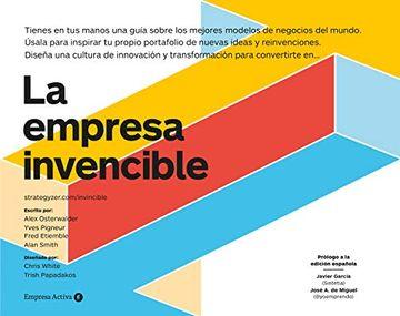 portada La Empresa Invencible: Las Estrategias de Modelos de Negocios de las Mejores Empresas del Mundo