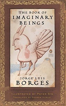 portada The Book of Imaginary Beings (libro en Inglés)