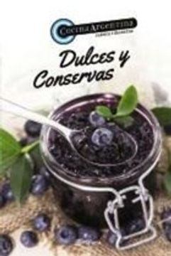 portada DULCES Y CONSERVAS