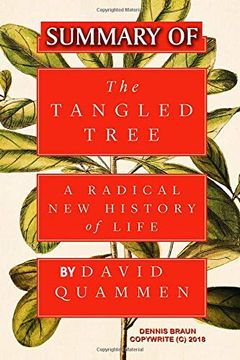 portada Summary of the Tangled Tree: A Radical new History of Life by David Quammen (libro en inglés)
