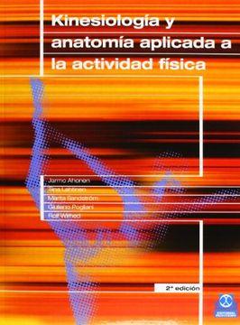 portada Kinesiologia y Anatomia Aplicada a la Actividad Fisica