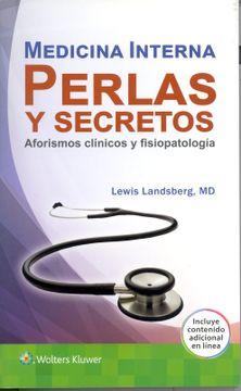 portada Medicina Interna. Perlas y Secretos: Aforismos Clínicos y Fisiopatología