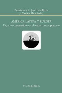 portada América Latina Y Europa (biblioteca Filológica Hispana)