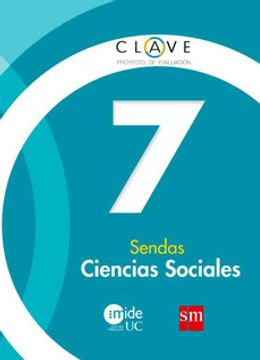 portada Ciencias Sociales 7° Basico (Clave Sendas) (Sm)