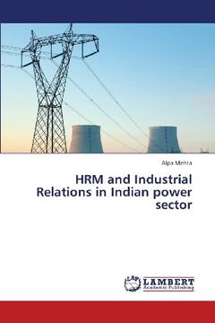 portada Hrm and Industrial Relations in Indian Power Sector