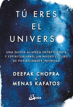 portada Tu Eres el Universo