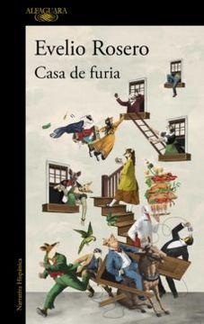 portada CASA DE FURIA