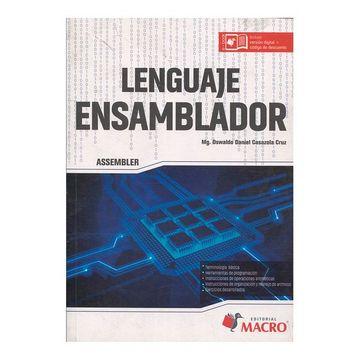 portada Lenguaje Ensamblador