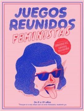 portada Juegos Reunidos Feministas