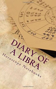 portada Diary of a Libra (journal, diary, notebook)