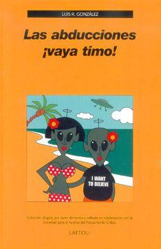 portada Las Abducciones¡ Vaya Timo!