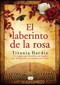 portada El Laberinto de la Rosa