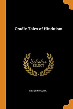 portada Cradle Tales of Hinduism (libro en Inglés)