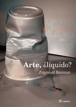 portada Arte,¿ Líquido?