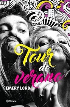 portada Tour de Verano (Spanish Edition)