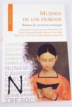 portada Mujeres de los fiordos: relatos de escritoras noruegas