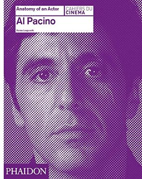portada Anatomy Of An Actor. Al Pacino