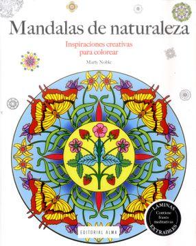 portada Mándalas de la Naturaleza (Inspiraciones Creativas)