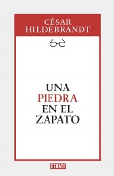 portada UNA PIEDRA EN EL ZAPATO