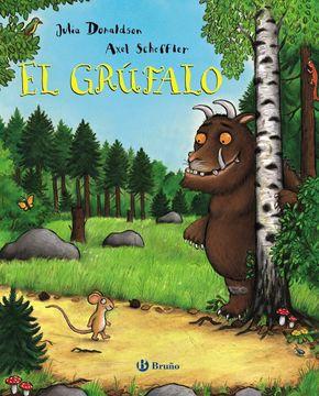 portada El Grúfalo (Castellano - a Partir de 3 Años - Personajes - el Grúfalo)