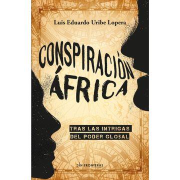 portada CONSPIRACION AFRICA