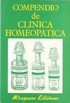 portada Compendio de Clínica Homeopática