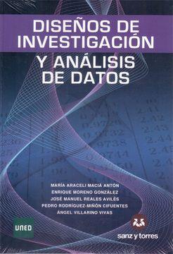portada Diseños de Investigación y Análisis de Datos