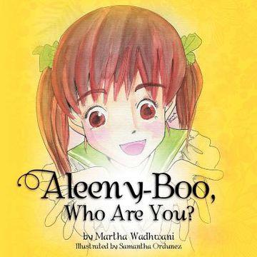 portada aleeny-boo, who are you?