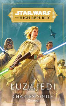 portada Luz de los Jedi