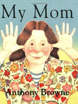 portada My mom - Farrar, Strauss & Giroux (libro en inglés)