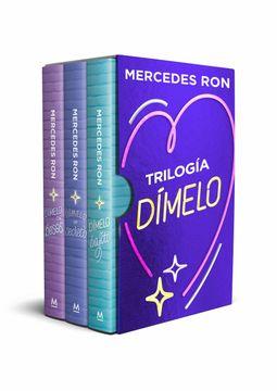 portada Trilogía Dímelo (Pack Con: Dímelo Bajito , Dímelo en Secreto , Dímelo con Besos) (Montena)