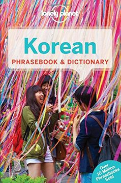 portada Lonely Planet Korean Phrasebook & Dictionary (libro en Inglés)