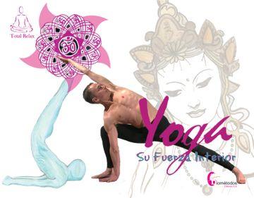 portada Yoga Su Fuerza Interior