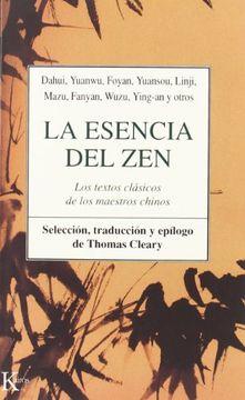 portada Esencia del Zen, la