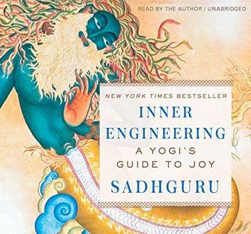 portada Inner Engineering: A Yogi's Guide to joy (libro en inglés) ()