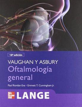 portada Vaughan y Asbury Oftalmologia General