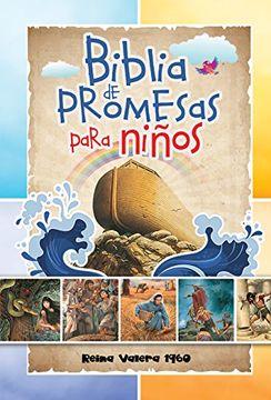 portada Biblia de Promesas Para Ninos-Rvr 1960