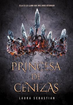 portada Princesa de Cenizas