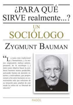 portada Para qué Sirve Realmente un Sociólogo?