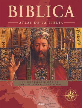 portada Biblica Atlas de la Biblia un Recorrido Historico por las Tierras de la Biblia