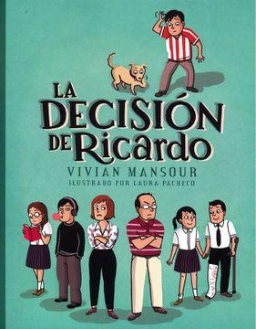 portada La Decisión de Ricardo