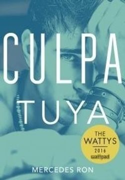 portada Culpa Tuya (Culpables #2)