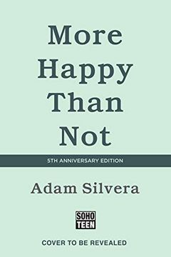 portada More Happy Than not (libro en Inglés)