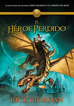 portada El Héroe Perdido