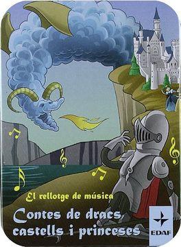 portada Contes De Dracs, Castells I Princeses (Escalera de Lectura)