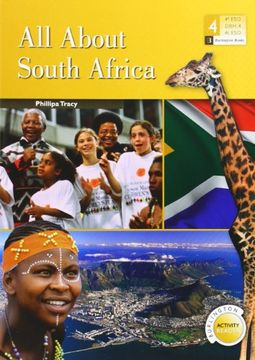 portada All About South Africa (4 Eso)
