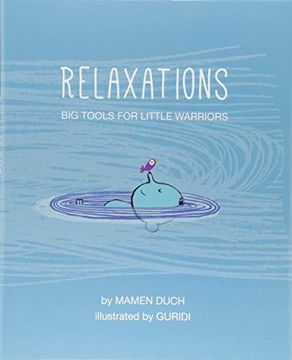 portada Relaxations: Big Tools for Little Warriors (libro en Inglés)