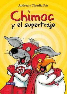 portada Chimoc y el Supertraje (Td)