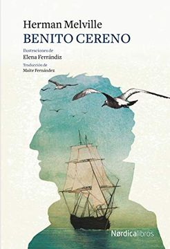 portada Benito Cereno (Ilustrados)