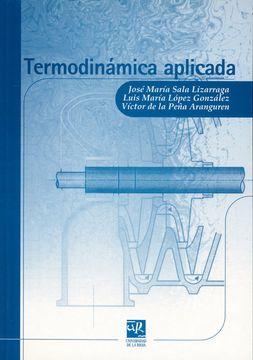 portada Termodinámica Aplicada (Material Didáctico. Ingenierías)